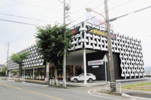 トヨタカローラ中京㈱津島藤浪店新築工事